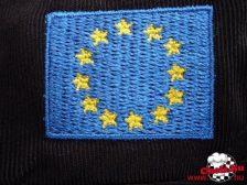 EU zászló hímzés