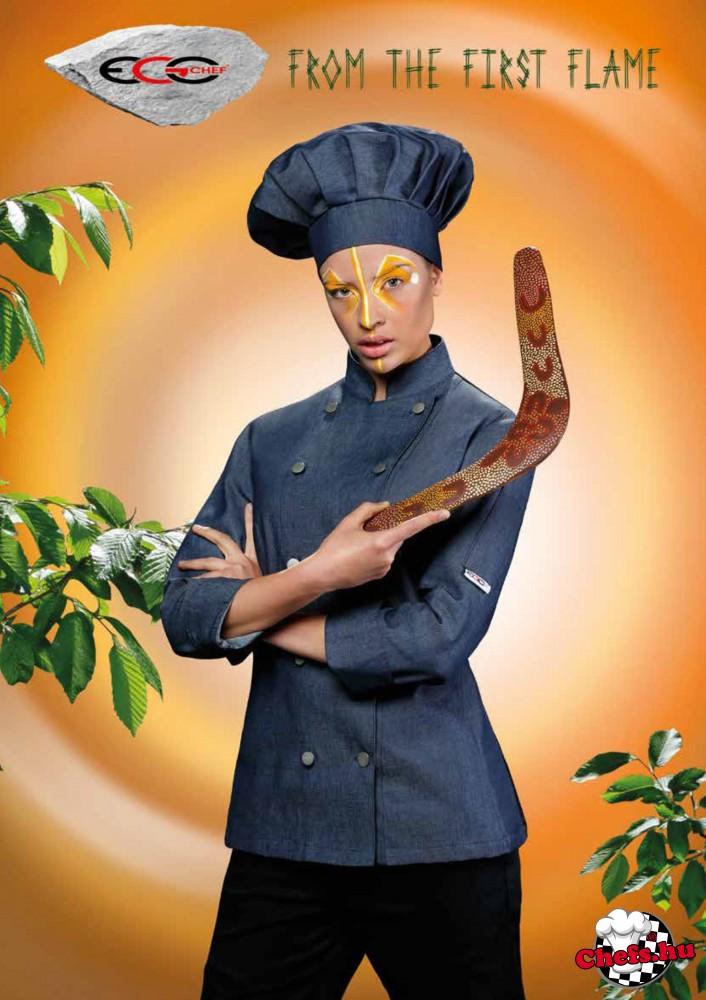 bb324f5576 Farmer női szakácskabát - Lola - Szakács munkaruha szaküzlet