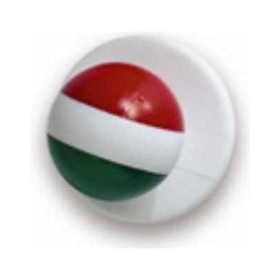 Szakácskabát gomb Magyar zászlós 12 db