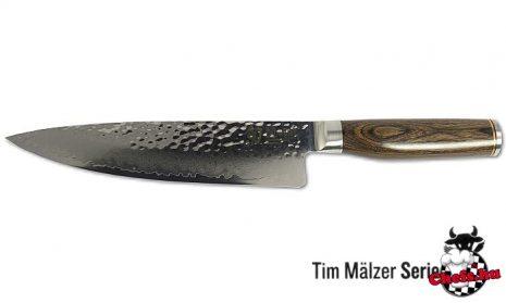 TIM MALZER japán szakácskés -20 cm