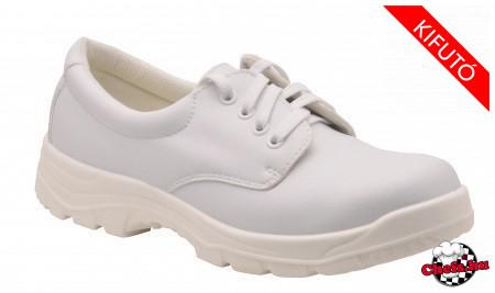 Szakács cipő fehér Steelite™