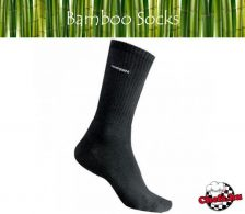 Antibakteriális bambusz zokni